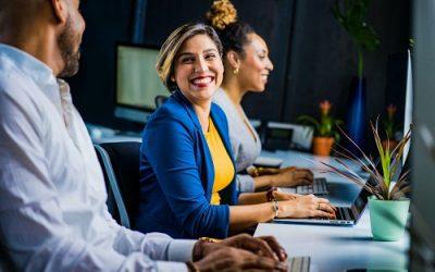 Sichere Arbeit im gesunden, angenehmen Umfeld: Der beste Garant für Unternehmenserfolg